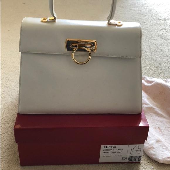 Salvatore Ferragamo Bags   Authentic Gently Used Handbag   Poshmark 2f2d6629a8